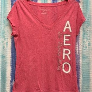 Extra Large Aeropostale short sleeve shirt